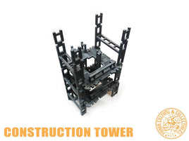 1/100 CONSTRUCTION TOWER