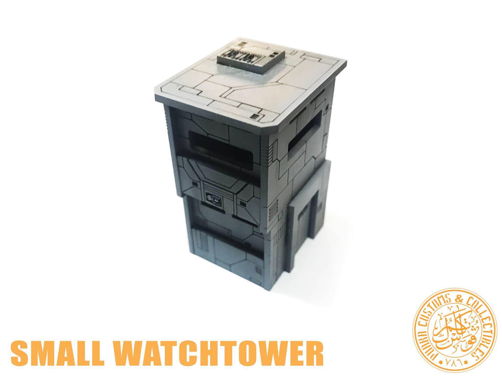 1/100 SMALL WATCHTOWER