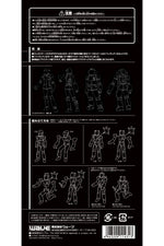 Wave MOBILE STAFF (1/100) - Diorama Figurines In Various Poses