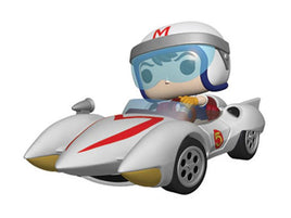 Pop! Rides: Speed Racer - Speed with Mach 5 W/Pop Protector
