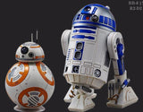 Bandai Star Wars 1/12 R2-D2 & BB-8 Model kti