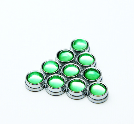 ME Dome - Silver Set [Green]