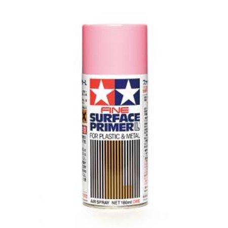 87146 Fine Surface Primer L Pink 180ml Spray Can