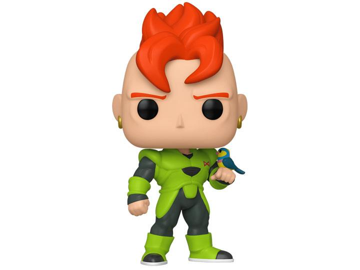 Pop! Animation: Dragon Ball Z - Android 16 W/ Pop Protector
