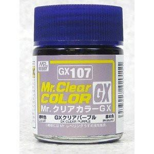 GX107 Mr.Color GX Clear Purple