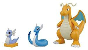 KAIRYU (DRAGONITE) EVOLUTION SET