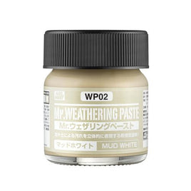 Weathering Pastel Mud White