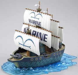One Piece - Grand Ship Collection - Marine Ship