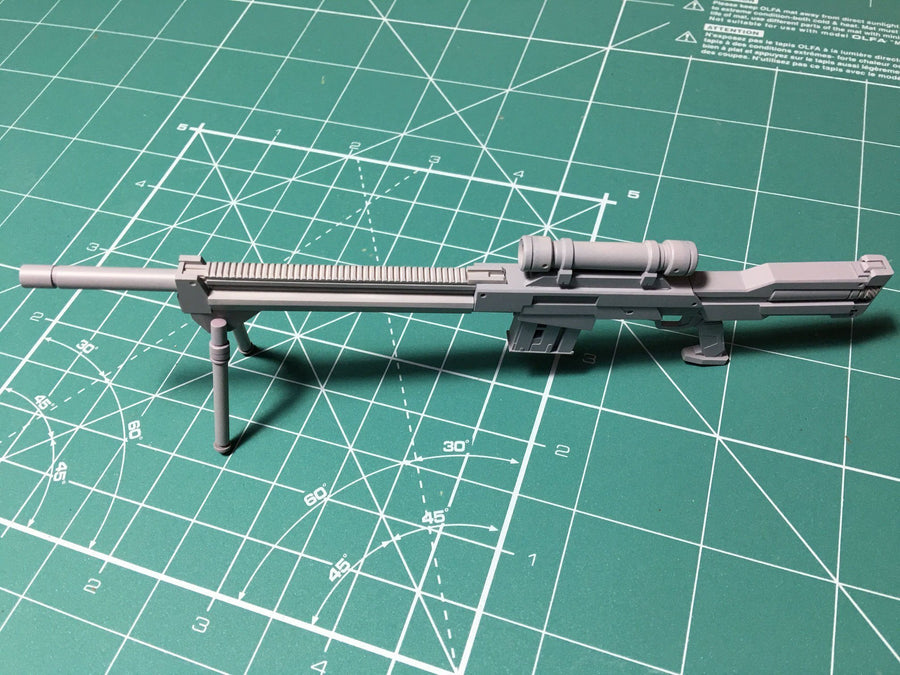 W003 GM Sniper Rifle 1/100