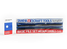 Tamiya file set