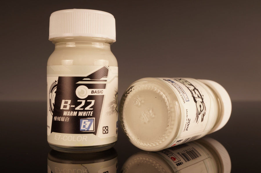 B-22 Warm White 20ml