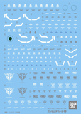 Gundam Decal 89 - MG Gundam00 Qan[t]