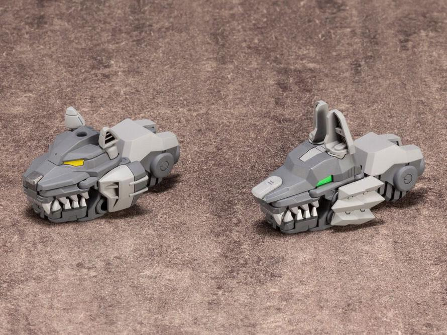 M.S.G. Modeling Support Goods Mecha Supply 16 Customize Head Type C