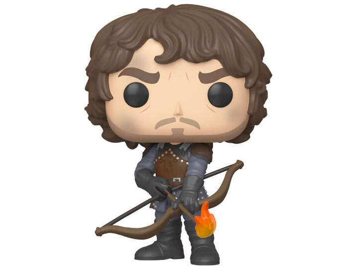 Pop! TV: Game of Thrones - Theon Greyjoy W/ Pop Protector