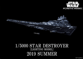 1/5000 STAR DESTROYER Star Wars Limited ver.