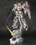 HGUC 1/144 #100 RX-0 Unicorn Gundam (Destroy Mode) + Unicorn Head