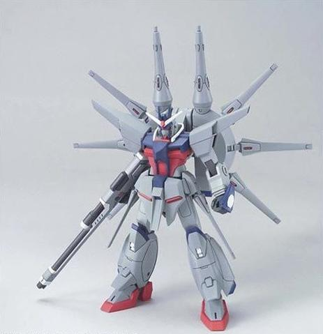 HG 1/144 #35 Legend Gundam