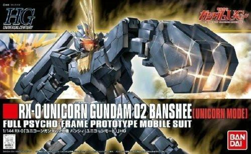 HGUC 1/144 #135 Banshee (Unicorn Mode)