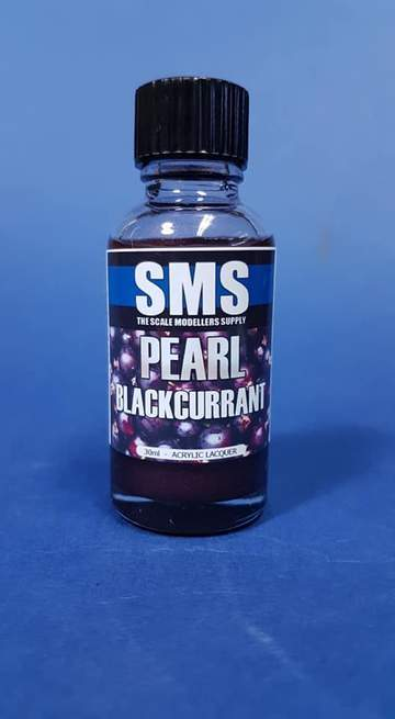PEARL BLACKCURRANT 30ML