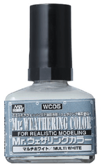 Mr. Weathering Color - Multi White