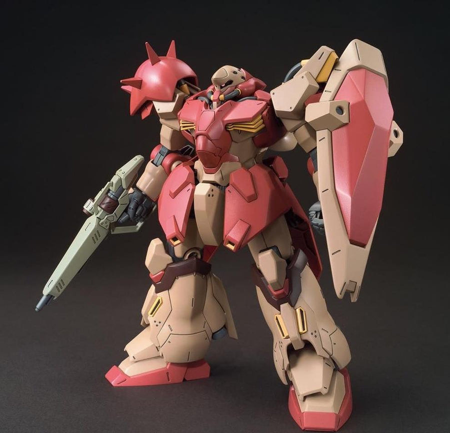 Gundam HGUC 1/144 #233 Messer Model Kit