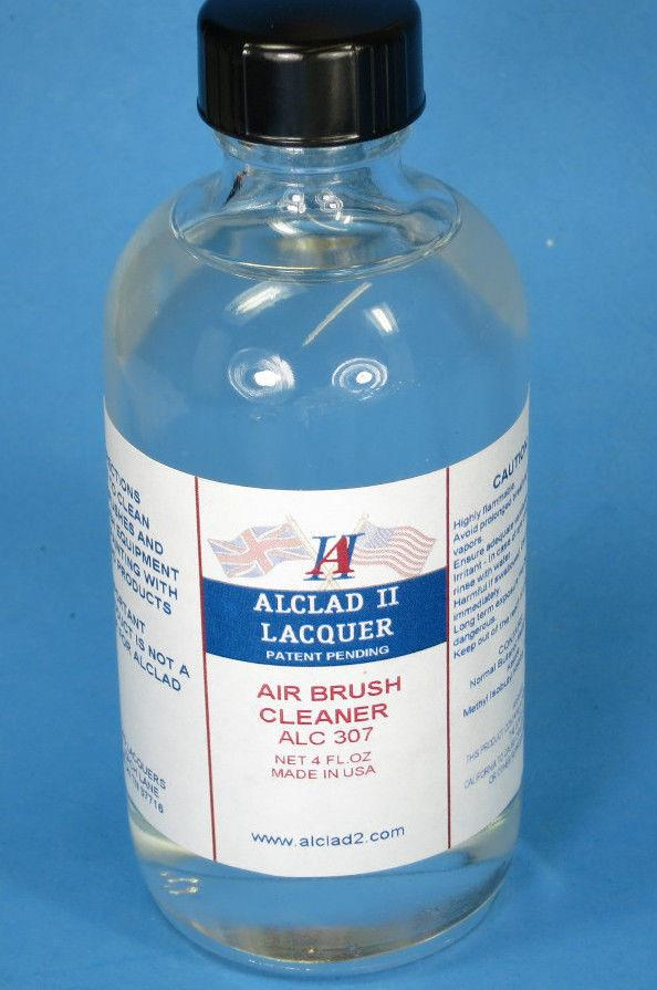 Alclad II 4oz. Bottle Airbrush Cleaner