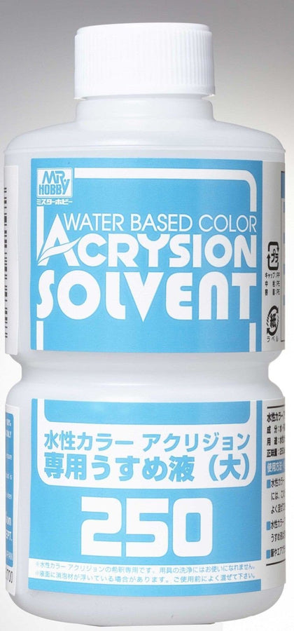 Acrysion Color Thinner 250ml