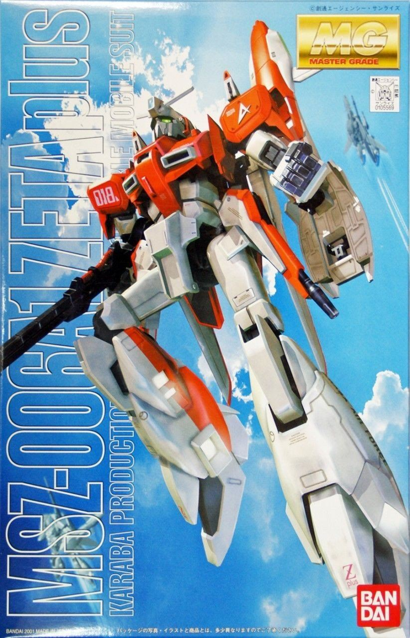 MG MSZ-006 A1 Zeta Plus