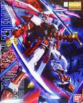 MG Gundam Kai Model Kit (1/100 Scale), Astray Red Frame