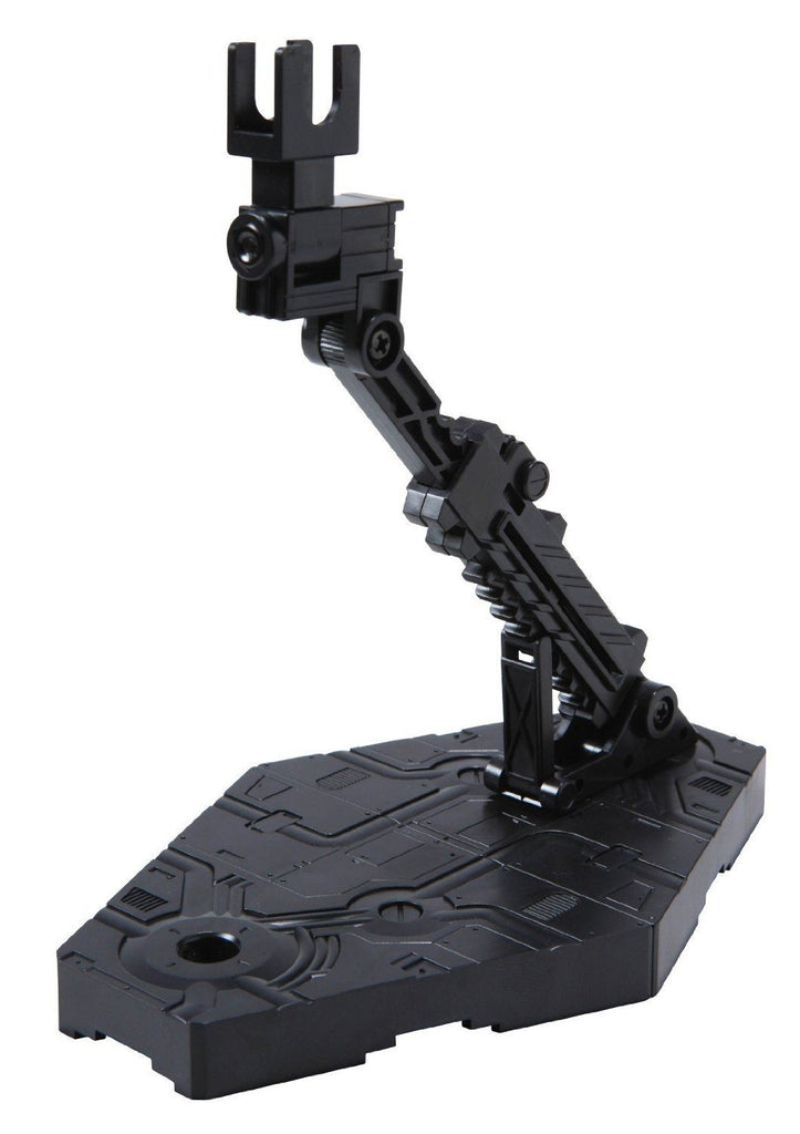 Hobby Action Base 2 Display Stand (1/144 Scale), Black