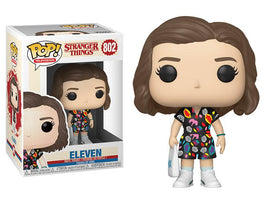 Pop! TV: Stranger Things - Eleven in Mall Outfit W/ Pop Protector
