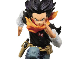 Pre-Order Dragon Ball Z World Figure Colosseum 2 Vol.3 Android 17