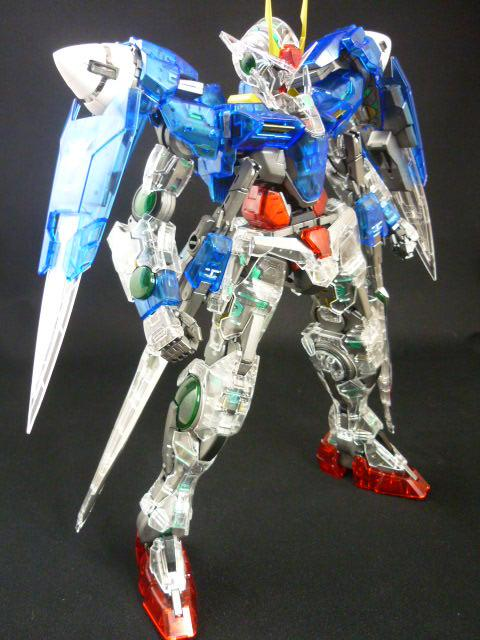 PG 1/60 OO Raiser Clear Parts