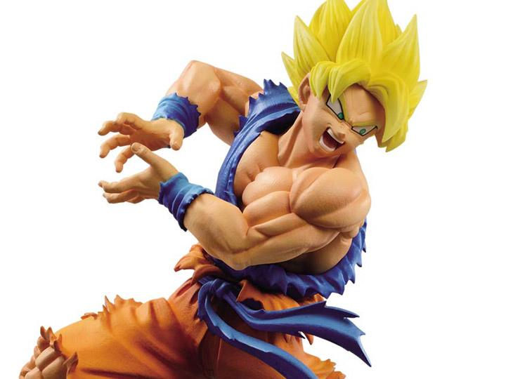 Dragon Ball Z Warriors Battle Retsuden Z Super Saiyan Goku