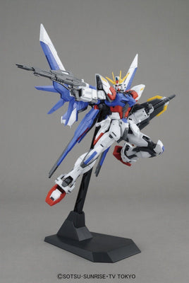 MG Build Strike Gundam Full Package Model Kit (1/100 Scale)