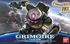 "Bandai Hobby HG 1/144 #02 Grimoire ""Reconguista in G"""
