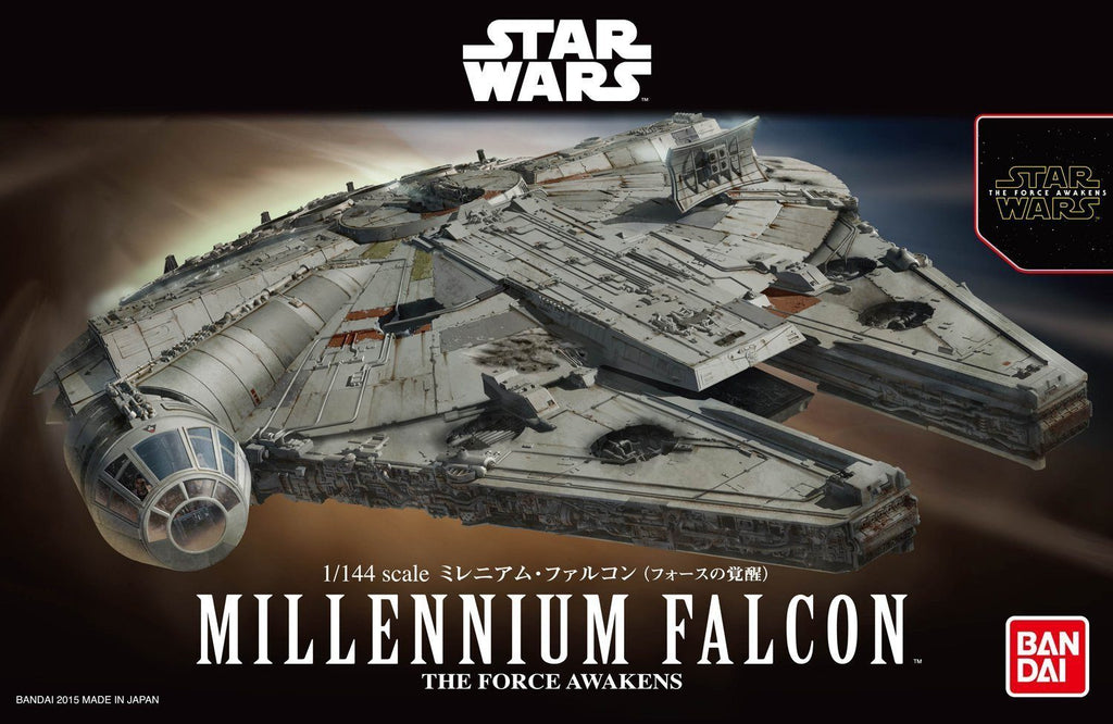 Pre-Order 1/144 Millennium Falcon (The Force Awakens)