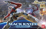 HG 1/144 Mack Knife (Mask's Use)