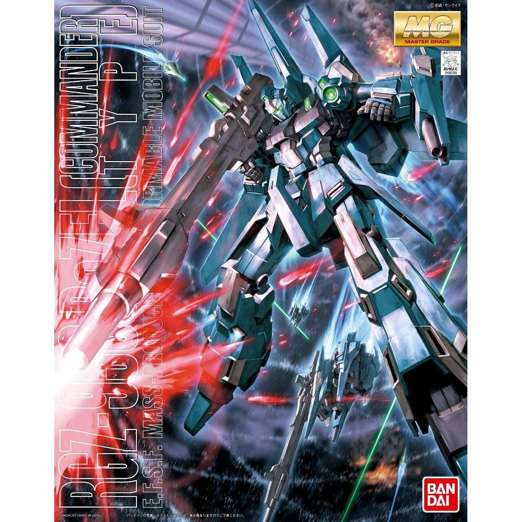 MG 1/100 Re-Zel (Commander Type)