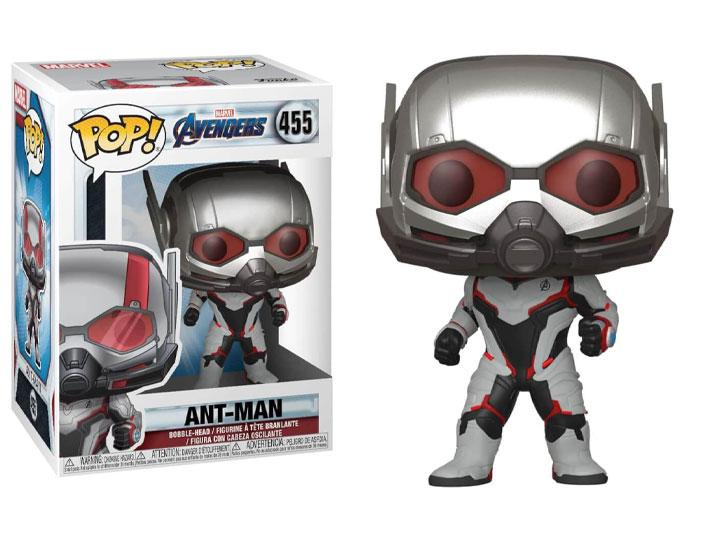 Pop! Marvel: Avengers: Endgame - Ant-Man W/ Pop Protector