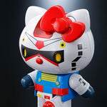 "GUNDAM HELLO KITTY ""Hello Kitty"", Bandai Chogokin"