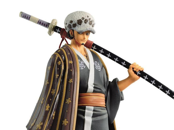 One Piece DXF Grandline Men Wano Country Vol.3 Trafalgar D. Law