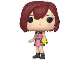 Pop! Games: Kingdom Hearts III - Kairi W/pop Protector