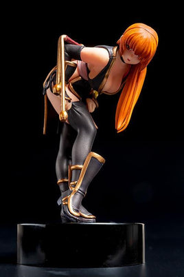 Dead Or Alive PLAMAX MF-32 minimum factory Kasumi (C2 Black ver.) Model Kit