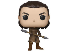 Pop! TV: Game of Thrones - Arya Stark (Season Eight) W/ Pop Protector