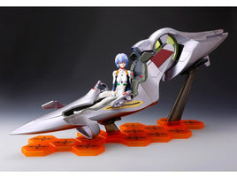 Evangelion Dwell Rei Ayanami (Entry Plug Interior Ver.) 1/6 Scale Figure