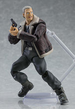 Ghost In the Shell Stand Alone Complex figma No.482 Batou (S.A.C. Ver.)