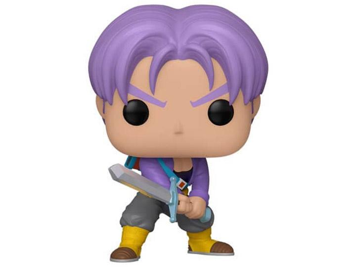 Pop! Animation: Dragon Ball Z - Trunks W/ Pop Protector