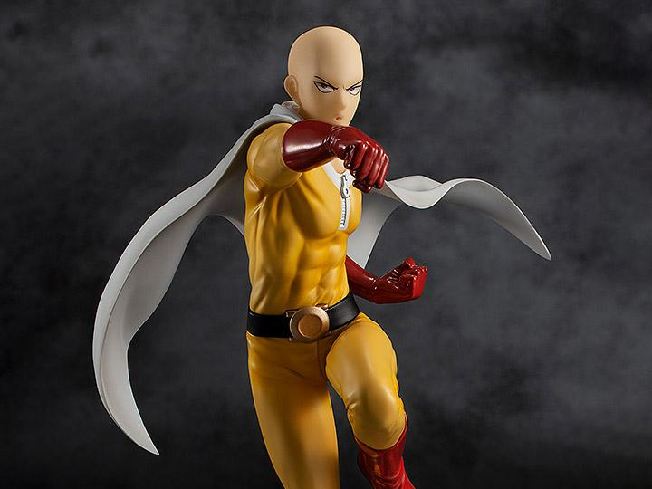 One-Punch Man Pop Up Parade Saitama (Hero Costume Ver.)