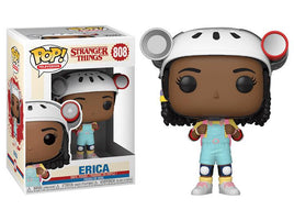 Pop! TV: Stranger Things - Erica W/ Pop Protector